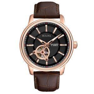 Men's Bulova Classic Automatic 21 Jewels Watch